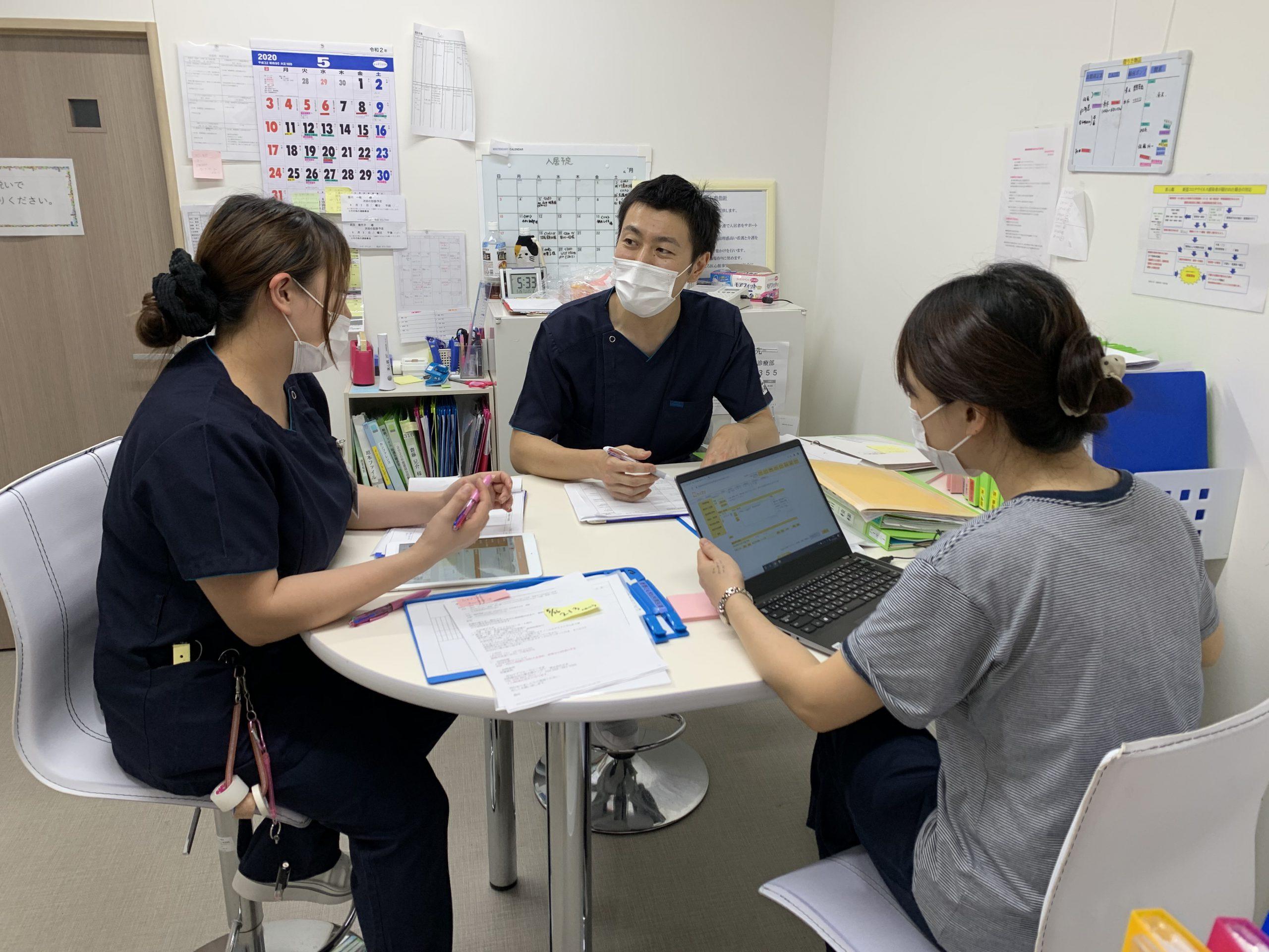 看護師の業務【日勤編】