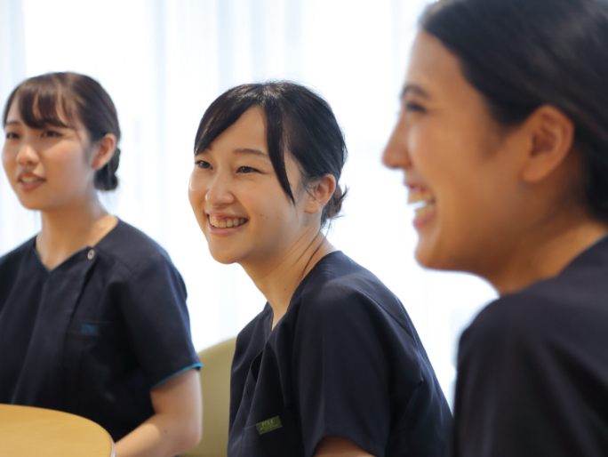 現場の看護師・介護士をサポートする「看護介護部」のご紹介
